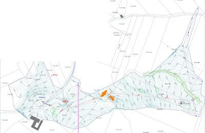 Topografia plano – altimetrica sito Caltavuturo