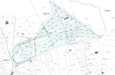 Topografia plano – altimetrica sito Valledolmo